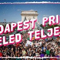 Libabőr és örömkönnyek – megkezdődött a Pride Fesztivál