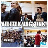 Üzenjük Orbán Viktornak: tiszteletet a hallgatóknak és az oktatóknak!