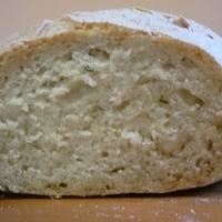 Rozmaringos-burgonyás kenyér