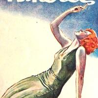 magkapóan bájos a cigarettázó nő