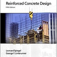 //TXT\\ Reinforced Concrete Design (5th Edition). ABOUT Stand bides state former