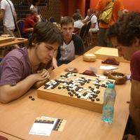 Liberec - Európai Gó Kongresszus - A Meccs