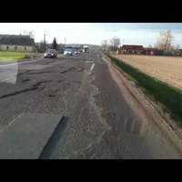 Horror lengyel úti videóval sokkolják az íreket
