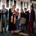 Nem toloncolják ki Hollandiából a civilek által egy templomban őrzött menekült családot