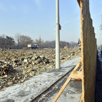 Bontások a Városligetben: Így néz ki az egykori Közlekedési Múzeum hűlt helye