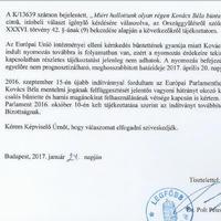Polt elárulta, mi újság KgBéla ügyében