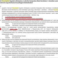 3 és fél milliárd forintból világítják meg a fakivágást és a Ludovika-projektet?