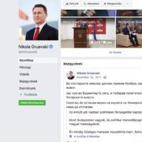 Ezekből az országokból érkezhetett Budapestre a volt Macedón miniszterelnök