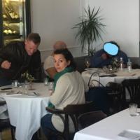 További részletek Tiborcz és Ráhel éttermi fotójához