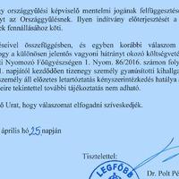 A fideszes képviselőt futni hagyja, de a bizonyítványát átíró tinédzsert bünteti az ügyészség?