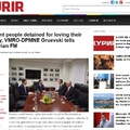 Álhíreknek nevezi a Miniszterelnökség az albán és montenegrói rendőrségi információt?