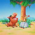Március az oroszlánok hónapja a Disney Junior-on