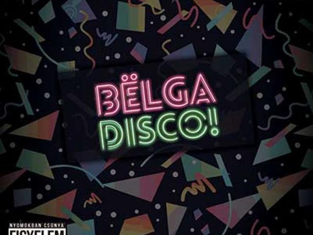 Máris platinalemez a Bëlga Disco!