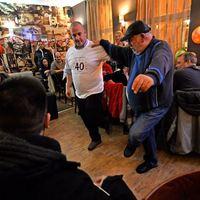 VIDÉK: Igazi görög hangulatot varázsoltak Miskolcon a hideg télben