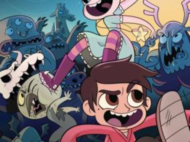 Új animációs sorozat – Csillag kontra gonosz erők