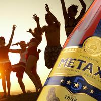 Metaxa - A napfény íze