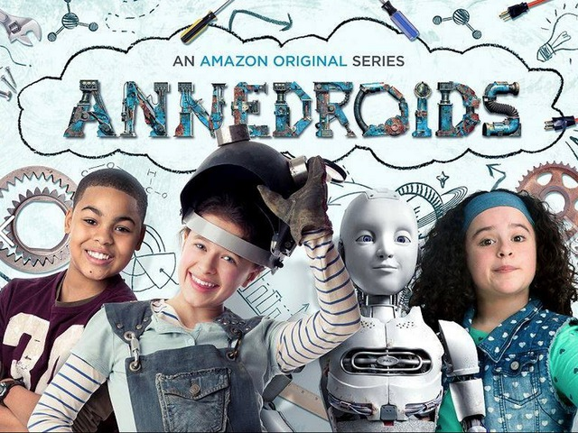 Anna és a droidok