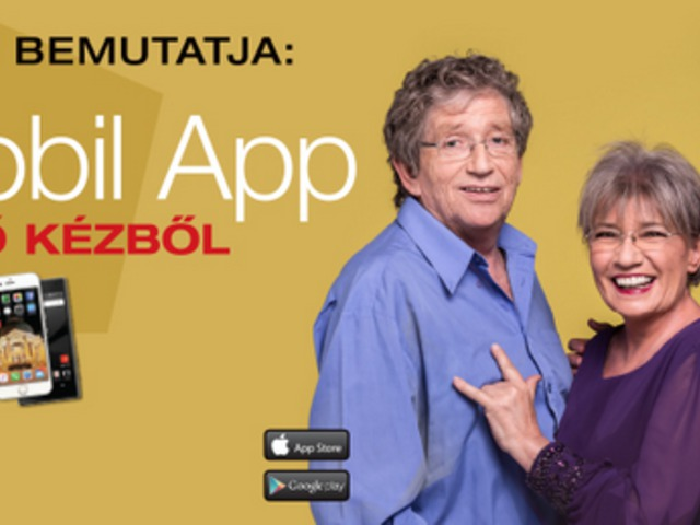 Itt a VÍG Mobil App - Játssz és nyerj a Vígszínházzal!