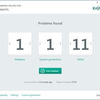 Megérkezett a Kaspersky Security Scan legfrissebb verziója