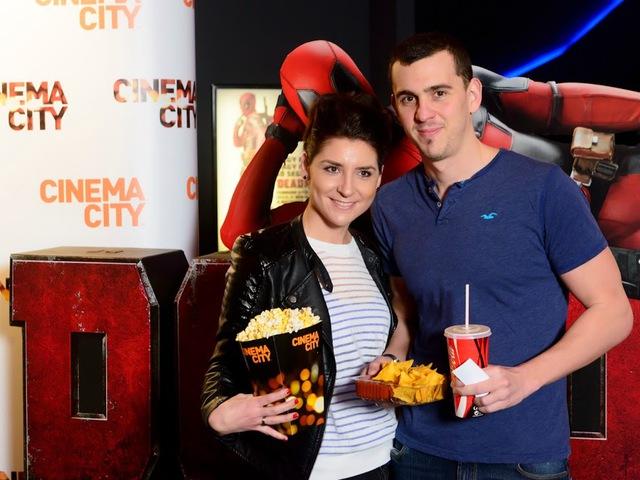 Deadpool-t ünnepelték a magyar hírességek is