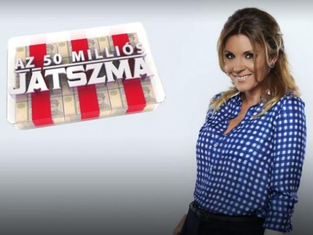 Ma indul a TV2-n Az 50 milliós játszma!
