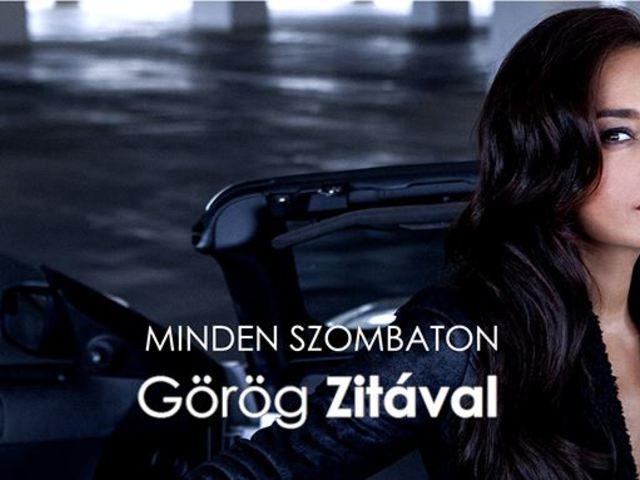 Görög Zita újra a TV2-n
