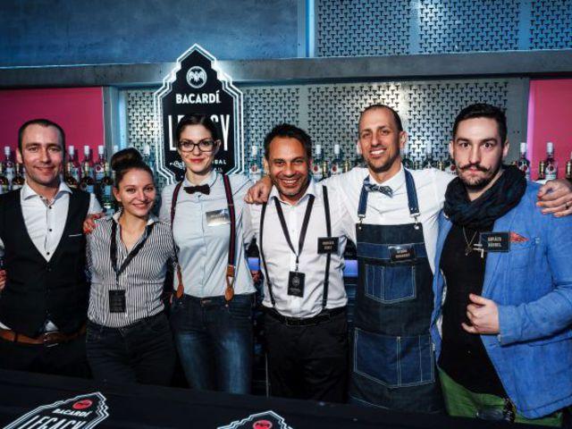 Magyar mixerek a világhírnév felé vezető úton