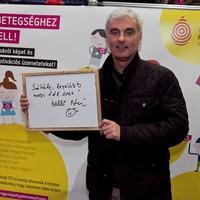 30 perc az egészségért és a másfél millió magyar cukorbetegért