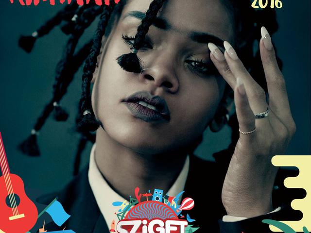 """Rihanna a Sziget """"nulladik"""" napján"""
