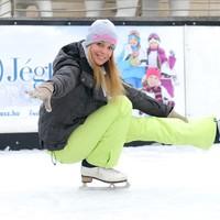 A korcsolyázás segít a pluszkilók elleni küzdelemben