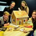 Így készül a karácsonyra Hien és Puskás Peti
