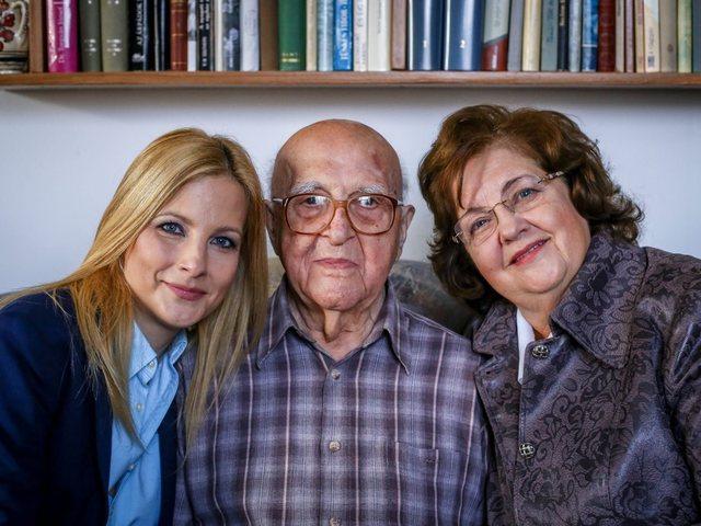 """Várkonyi Andi: """"Nagypapi idén 100 éves lesz!"""""""