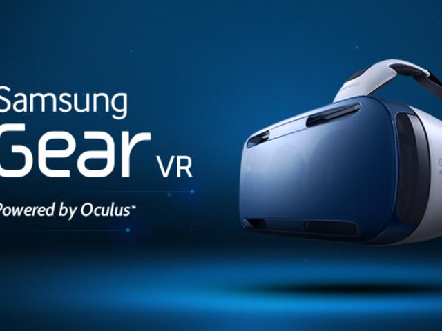 Virtuális valóság a Samsung legújabb csúcskészülékeivel párosítva