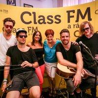 Világhírű zenekar klipjében szerepel a Class FM