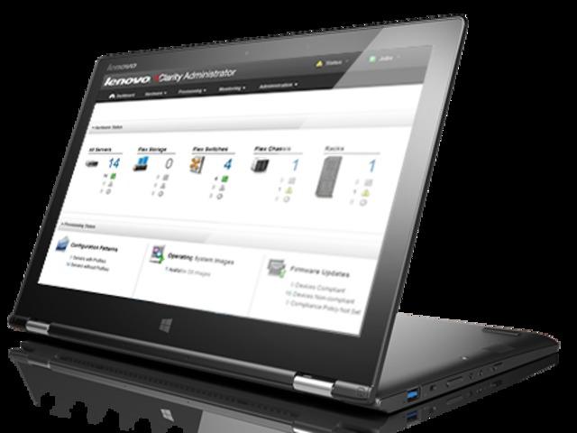 Az új Lenovo vállalati megoldások szilárd alapját képezik a növekvő vállalkozásoknak