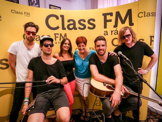 Világsztárok és a legnagyobb slágerek 2015-ben a Class FM-en