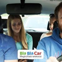 A BlaBlaCar 200 millió dollárnyi tőkét von be