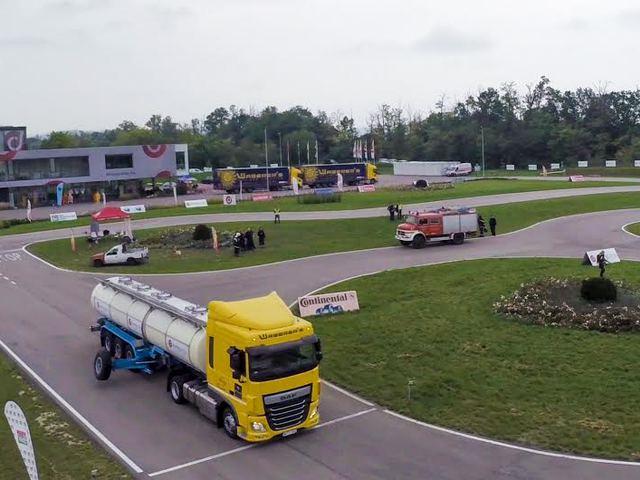 Idén ingyenes a nevezés a legnagyobb magyar kamionos versenyre!