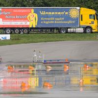 Megvédte címét a bajnok, ismét Szalai Gábor nyerte meg a nagy kamionos versenyt