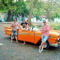 Védett személyek voltak Kubában a 4 for Dance tagjai