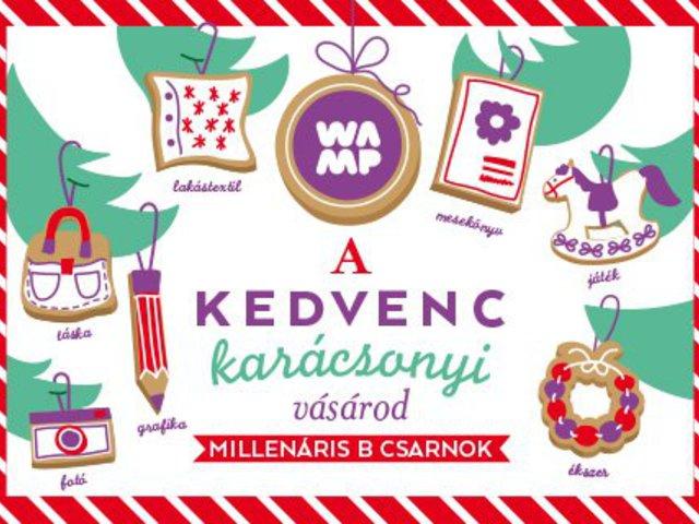 December 20-án vár az ünnepek előtti utolsó WAMP