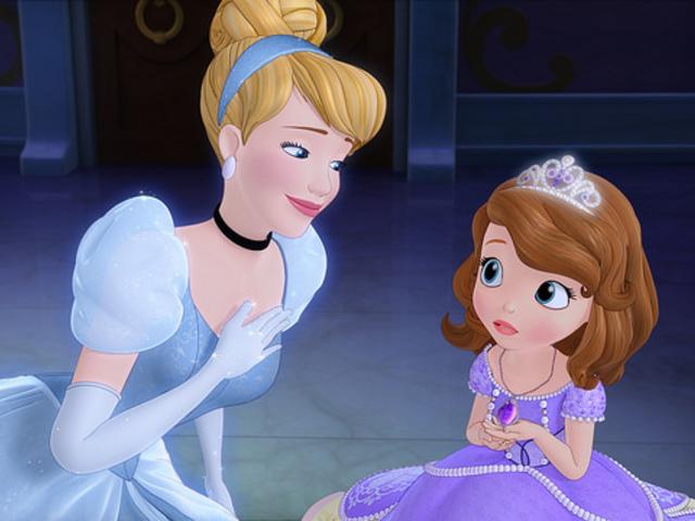 Szófia hercegnő: Egyszer volt egy hercegnő és Verdanimációk