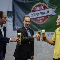 Robi fesztiváltörténelmet ír a Sopronival!