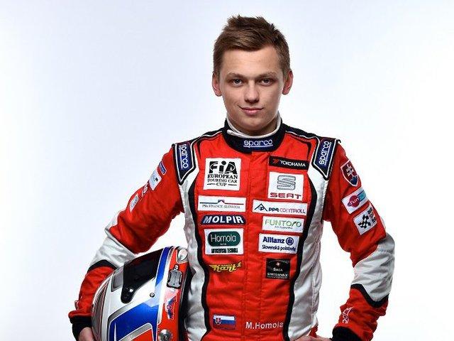 Mato Homola magasra tör a B3 Racinggel – Irány a TCR International Series