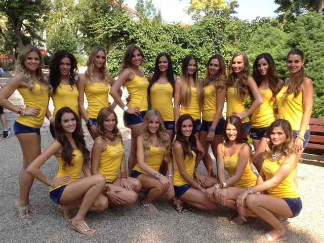 Egy percet sem pihennek a Miss Balaton döntősei