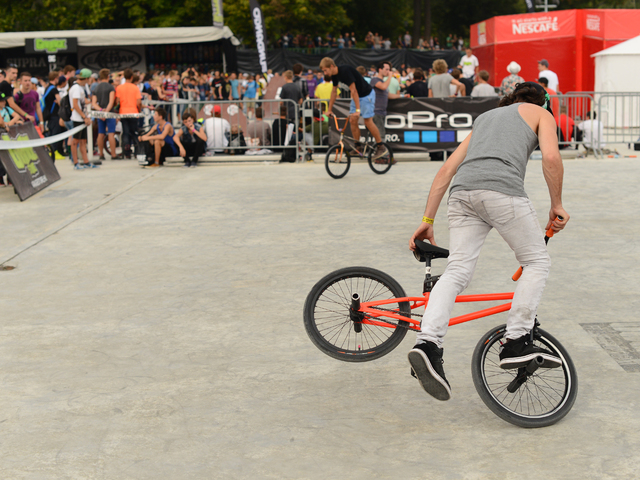 Közép-Európa legjobbjai versenyeznek szombaton az OSG-n