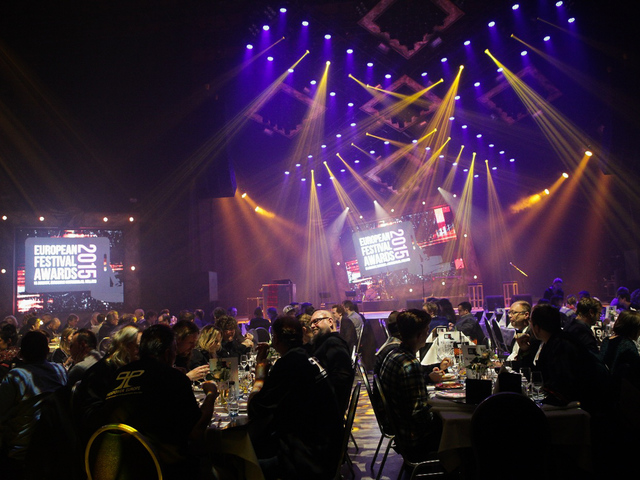 A készpénzmentes fizetési megoldást használó fesztiválok taroltak a European Festival Awards-on