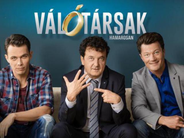 Oláh Gergő énekli a Válótársak főcímdalát