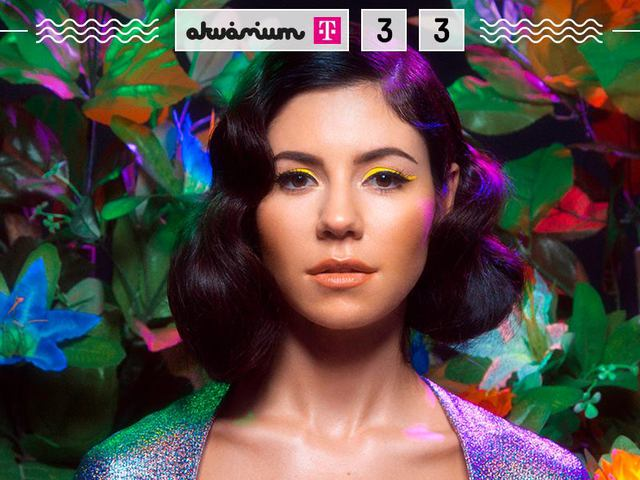 Marina & The Diamonds első hazai klubkoncertje