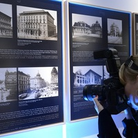 A Duna fővárosai – Bécs, Budapest – Párhuzamos városképek 1850-1920